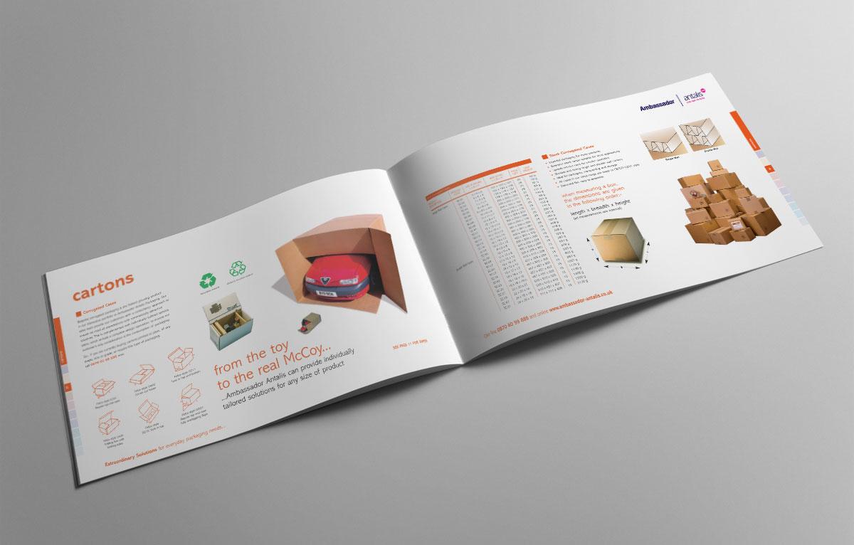 Ambassador Antalis Product Catalogue