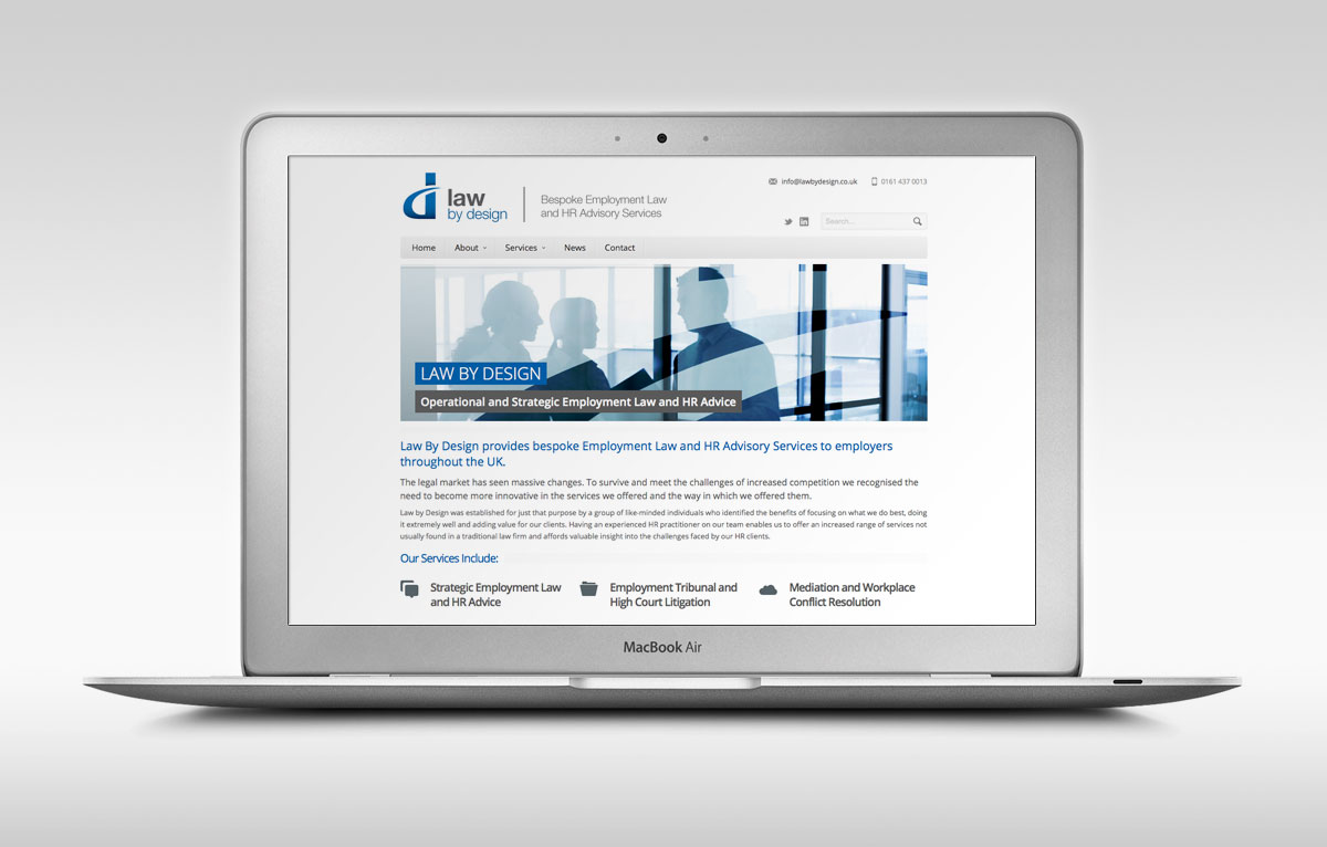 Law By Design Website