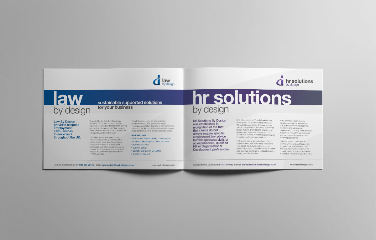 Law By Design Brochure