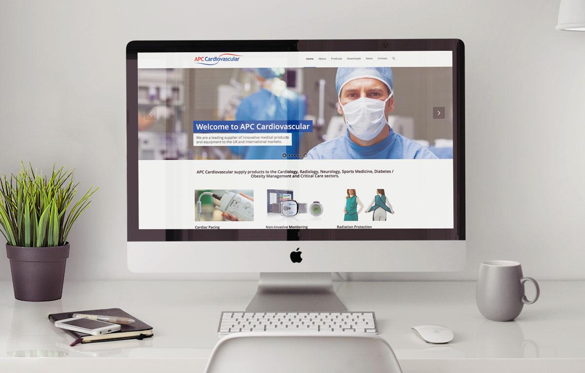 APC Cardiovascular Website