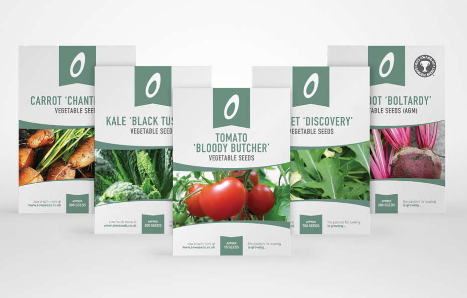 Sow Seeds Packaging