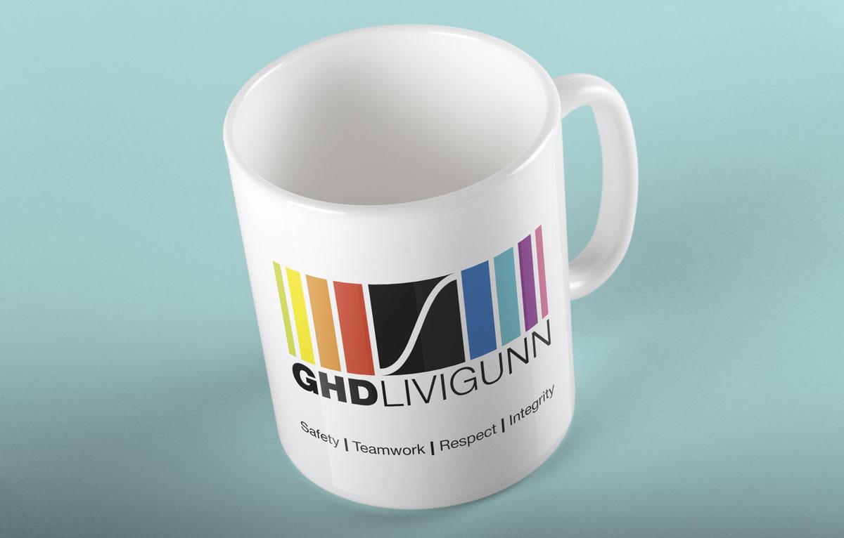 GHD Livigunn Mug