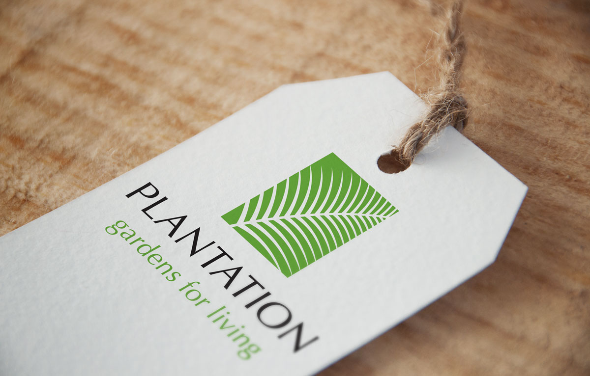 Plantation Logo Design