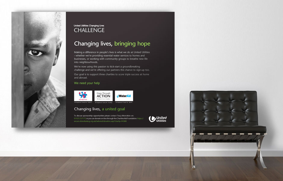 United Utilities Changing Lives Challenge