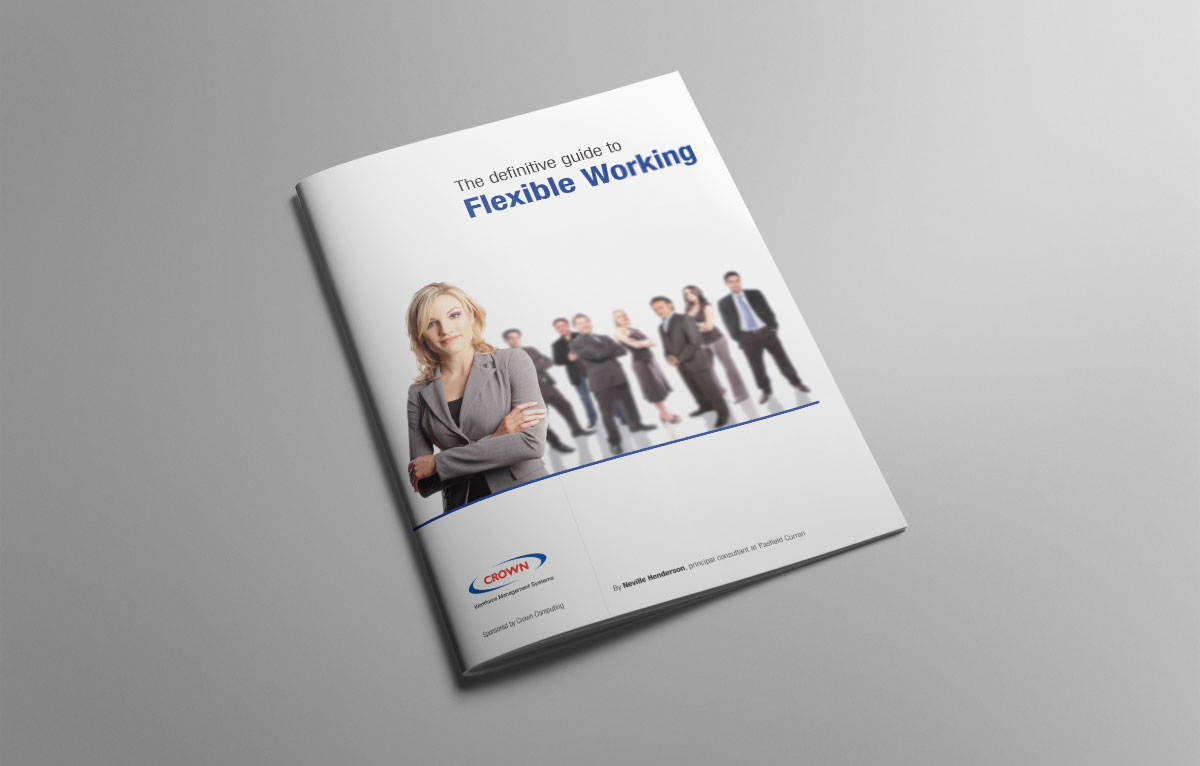 Crown Flexible Working Brochure