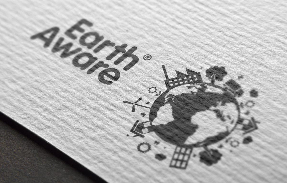 Jiffy Earth Aware Branding