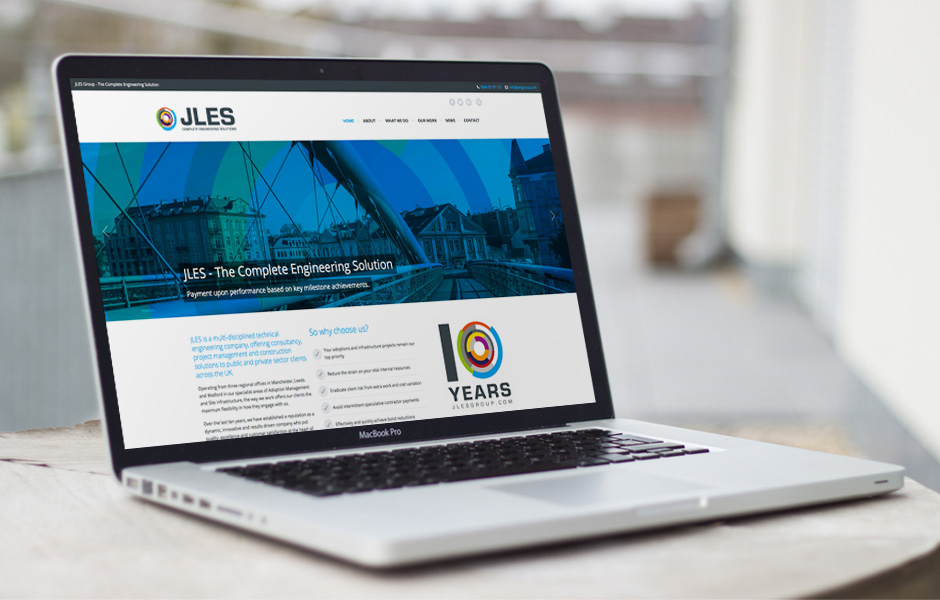 JLES Group Website