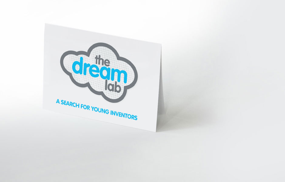 The Dream Lab Branding