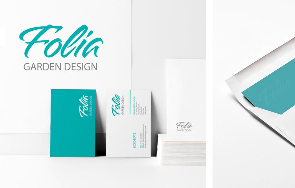 Folia Garden Design Logo