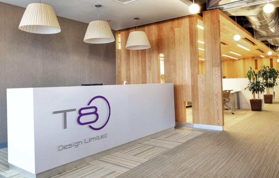 T8 Design Branding