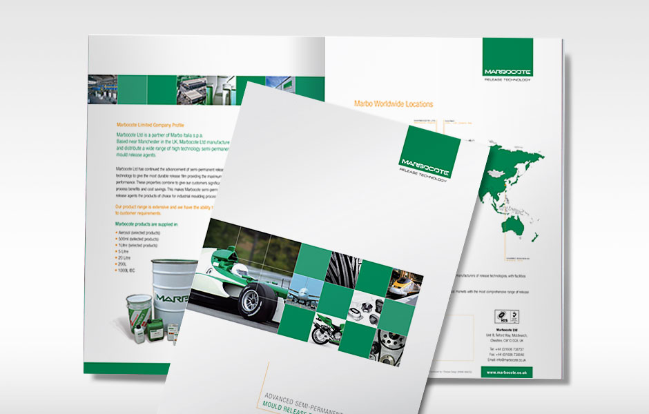 Marbocote Brochure