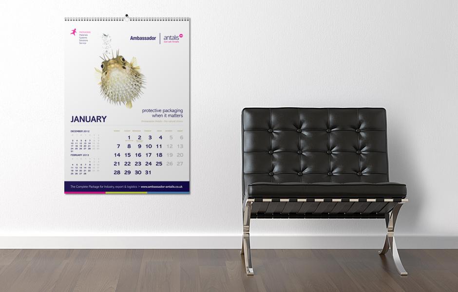 Ambassador Antalis Calendar