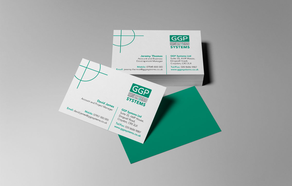 GGP Systems Stationery
